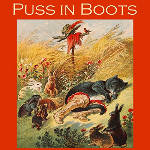 『Puss in Boots』のカバーアート