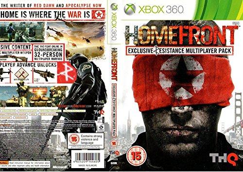Homefront - Exclusive Resistance Multiplayer Pack [Importación Inglesa]
