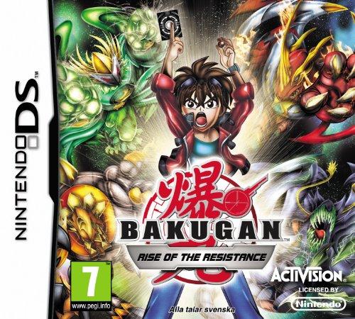 Bakugan: Rise of the Resistance (Nintendo DS) [Edizione: Regno Unito]