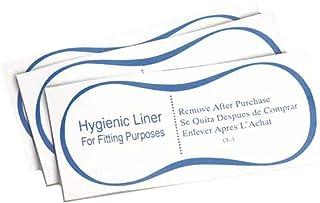 True Fit Protective Hygienic Clear Adhesive Liners Strips Swimwear Bikini Lingerie