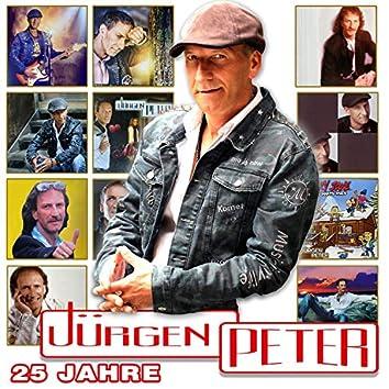 25 Jahre Jürgen Peter
