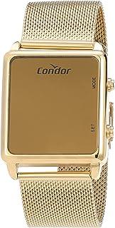 Relógio, Digital, Condor, COMD1202AF/4D, feminino, Dourado