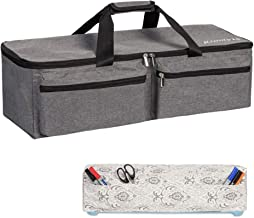 Carrying Bag Compatible with Cricut Explore Air and Maker Grey