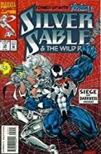 Silver Sable and the Wild Pack #19 :