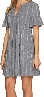 Best cece black and white dress Reviews