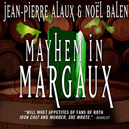 Mayhem in Margaux [Sous la robe de Margaux] cover art