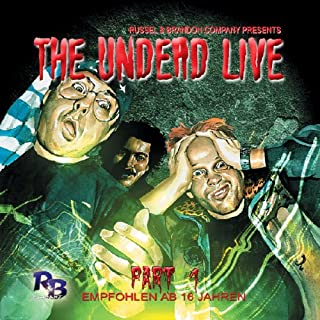 The return of the living dead (The Undead Live 1) Titelbild