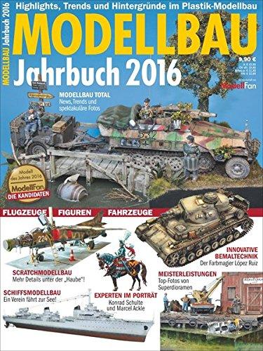 Jahrbuch Modellbau 2016