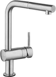 Minta Touch Single-Handle Pull-Out Kitchen Faucet, SuperSteel InfinityFinish