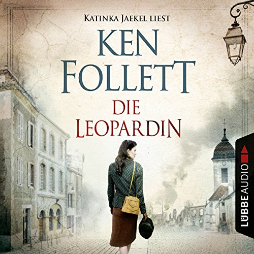 Die Leopardin audiobook cover art