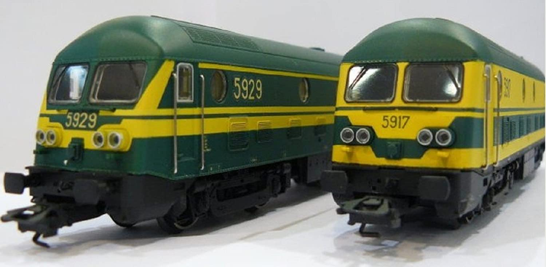 MRKLIN 37275 Lok Set Type 59 SNCB