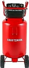 Craftsman Air Compressor, 20 Gallon, 1.8 HP, Oil-Free Air Tools, Max 175 PSI Pressure, 2 Quick Coupler, Long Lifecycle Low Noise, Model: CMXECXA0232043