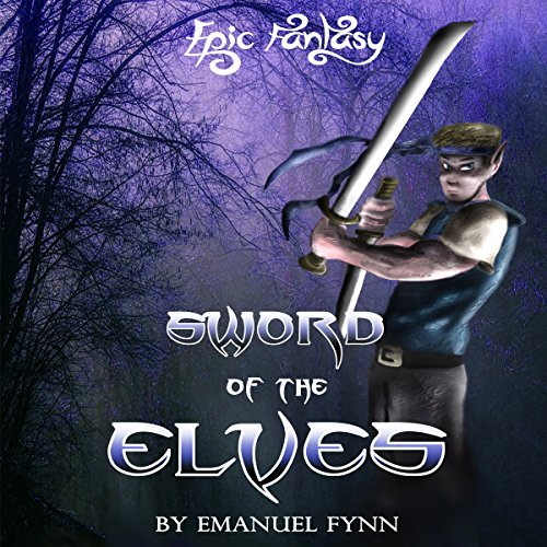 Couverture de Sword of the Elves