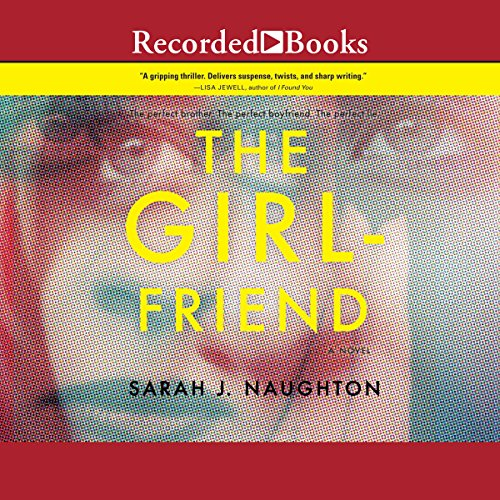The Girlfriend audiobook cover art