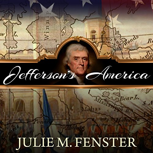 Jefferson's America audiobook cover art