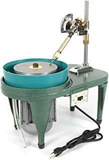 gemstone cutting and polishing machine