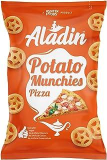 Aladin Potato Crunchies Pizza - 60gm