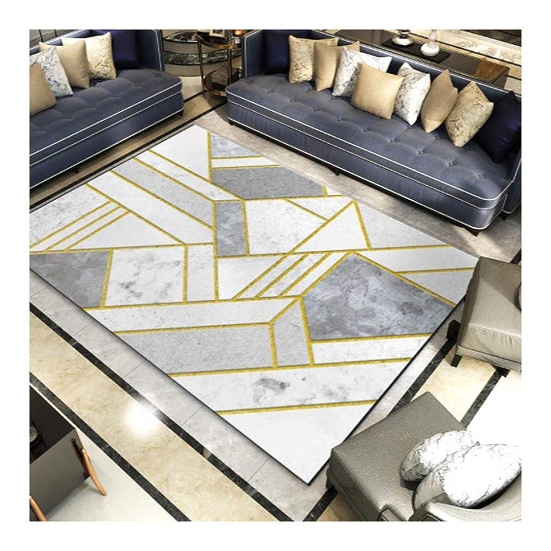 コンプライアンス二おとなしい居間の寝室のソファーの床の滑り止めのカーペットのための模造の羊皮の敷物(色:黄色のピンク、サイズ:1.2x1.6m)