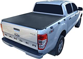 ClipOn Ute/Tonneau Cover for Ford Ranger/Raptor PX II, PX III (June 2015 Onwards) Double Cab