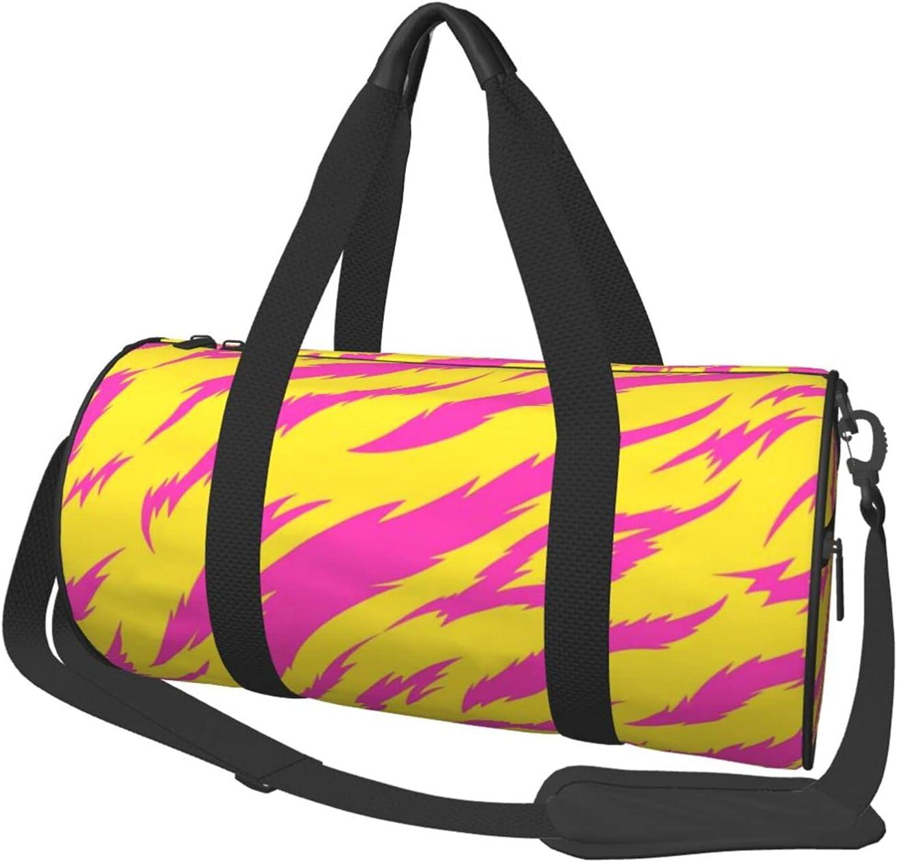 Mens Women Pink Travel Low price Bag Sport Ranking TOP13 Gym Duffle Ca Weekender