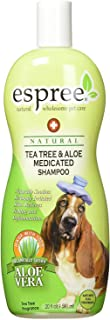 Espree Natural Tea Tree and Aloe Medicated Shampoos and Conditioners
