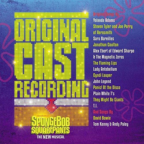 Spongebob Squarepants New Musical (180G/Gatefold) O.C.R.