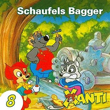 Folge 8: Schauffels Bagger