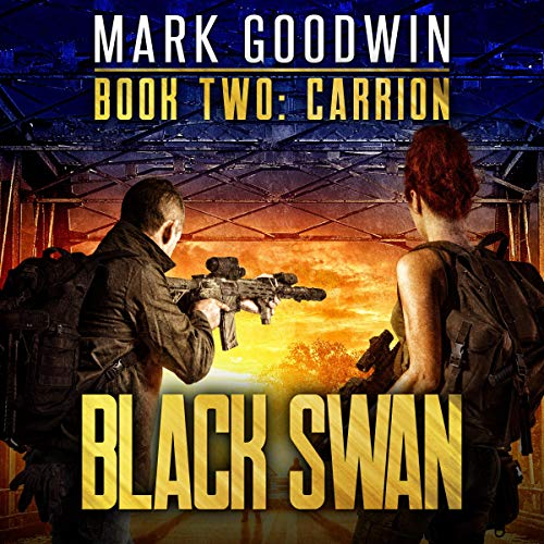 Carrion audiobook cover art