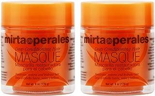 Mirta De Perales Deep Conditioning Hair Masque 6oz