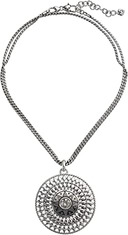 Africa Stories Basket Convertible Reversible Necklace