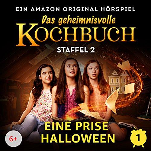 Staffel 2 - Folge 1 - Eine Prise Halloween
