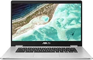 "ASUS Chromebook Z1400CN-BV0306 - Ordenador portátil de 14"" HD (Intel Celeron N3350, 4GB RAM, 32GB EMMC, Intel HD Graphics ..."