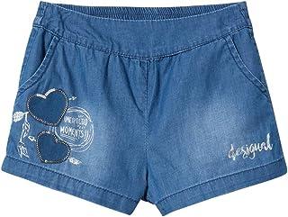 b63b020a5 Amazon.es: 10 años - Pantalones cortos / Niña: Ropa