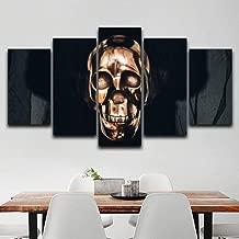 Wslin canvasfoto op HD-canvas, bedrukt, abstract m...