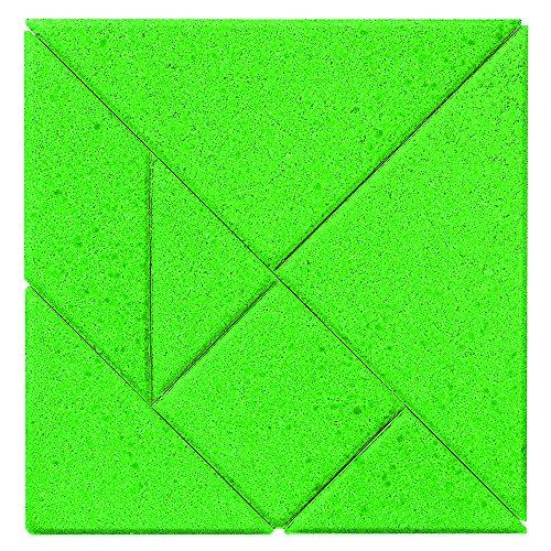 Anker - 2041689 - Puzzle en Bois - Le Carré - 7 Pièces
