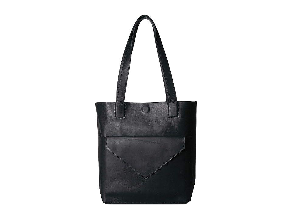 ABLE Solome Tote (Black) Tote Handbags