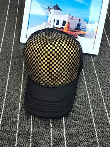 Sombrero de Camionero de Malla de Moda Sombrero de camión...
