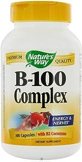 Nature'S Way B 100 Complex 100 Cap