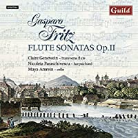 Music for Flute By Gasparo Fritz (1716-1783)