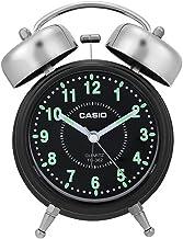 Casio TQ-362-1ADF Alarm Clock, Black