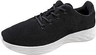 Mens Parker Wool Sneakers | Wool Shoes | Runners Running Shoes | Walking Shoe for Men