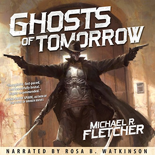 Ghosts of Tomorrow audiobook cover art