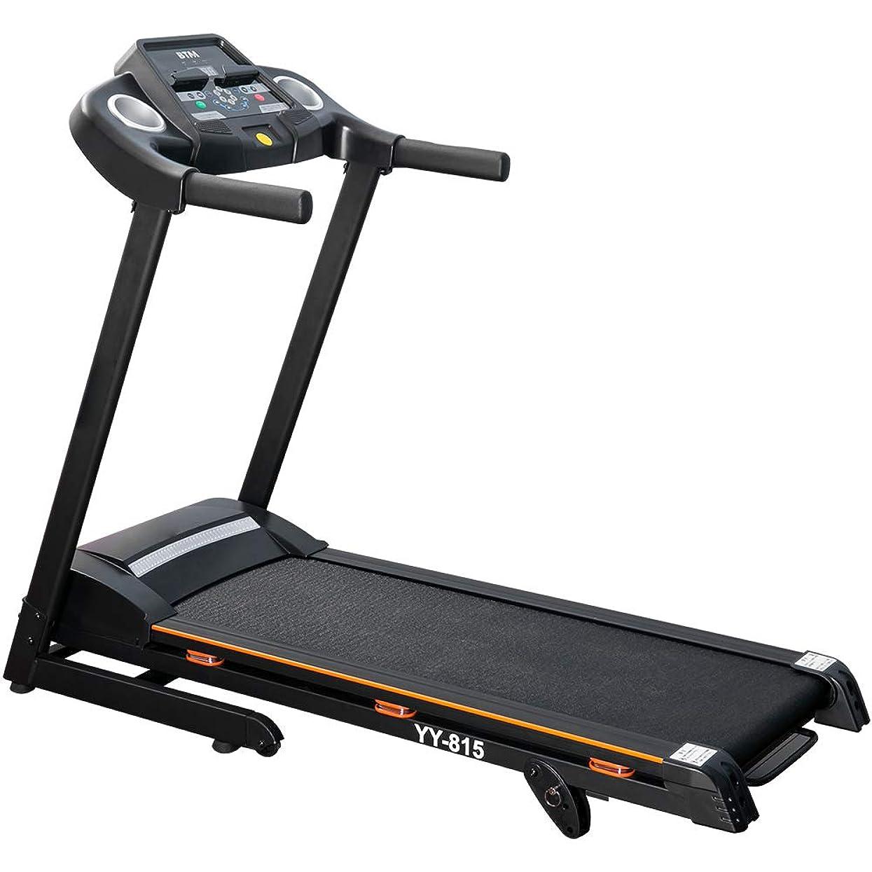 幸福部絶望的な高機能ルームランナートレーニングマシン プログラム機能 折りたたみ美脚トレーニング 電動ルームランナー ランニングマシン ランニングマシーン ウォーキングマシン