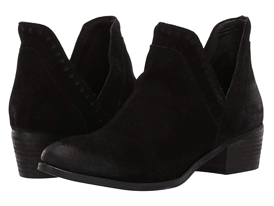 BCBGeneration Ruby Cowsuede (Black) Women