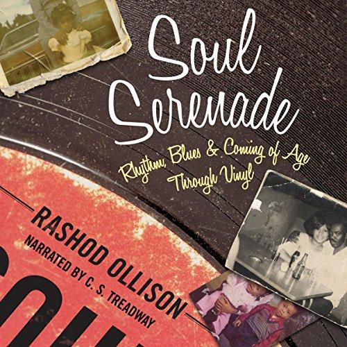 Soul Serenade audiobook cover art