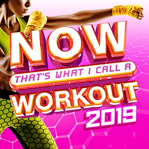 NOW That's What I Call A Workout 2019