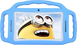 Tablets for Kids,Android 7.1 Kids Tablet,7 Inch HD Screen,1GB/8GB Babypad Edition PC with WiFi and Camera and Games,Google Play Store,Bluetooth Supported, Kids-Proof Case, GMS Certified (Blue)