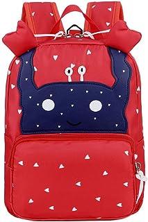 3D Animal Toddler Backpack Kids Book Backpack Children Backpacks Kindergarten Schoolbag for Boys Girls Safety Anti-Lost St...