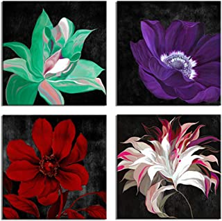 Best black canvas painting easy Reviews