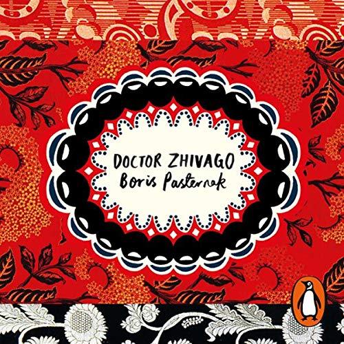 Doctor Zhivago audiobook cover art